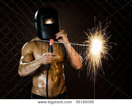 Workman Welder