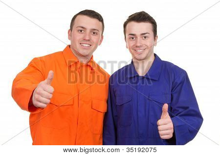 Two Workman