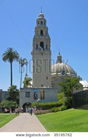 Museum of Man, Balboa Park, San Diego, California