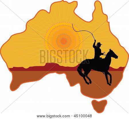 Australische Reiter