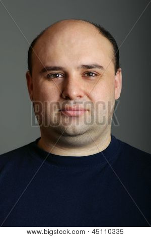 Portrait Of A Real Man