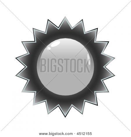 Silver Vector Seal