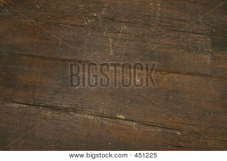 Old Wood Texture Close-up