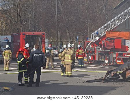Police And Firemen