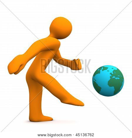 Kick The Planet