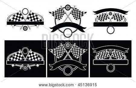 Racing Design Templates