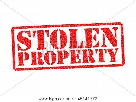 Propiedad robada