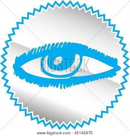 Senses icon set - Vector Illustration
