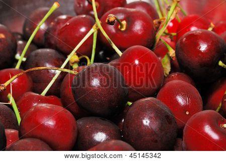 Pilha de cereja