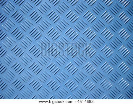 blau Metall