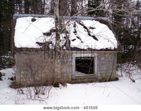 Old Building Barn