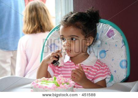 Birthday Toddler Girl