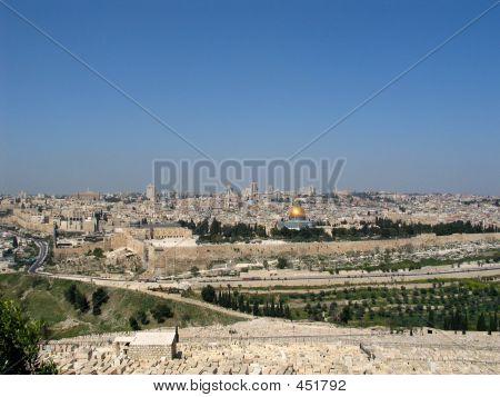 Vista de Jerusalm
