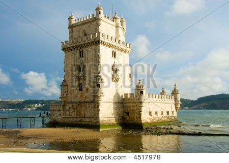 Lisbon, Tower Of Pioneers