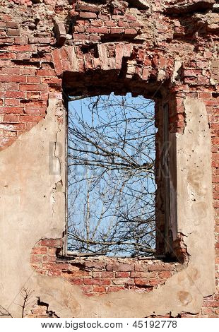 window aperture