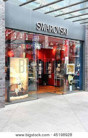 Swarovski Jewelry Store