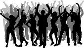 pic of party people  - lots of people dancing - JPG