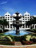 Tropical Resort poster
