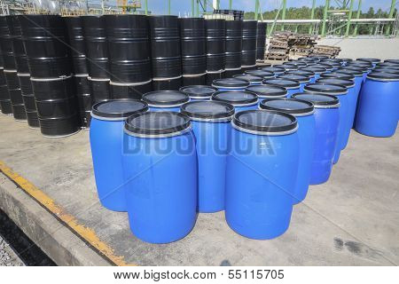 Chemical Tank Storage