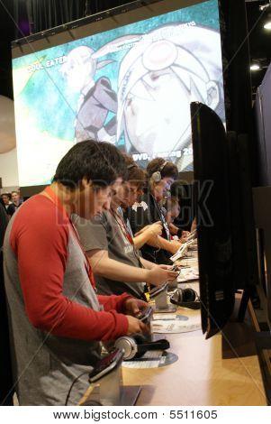 Videogames At Comic-con 2009