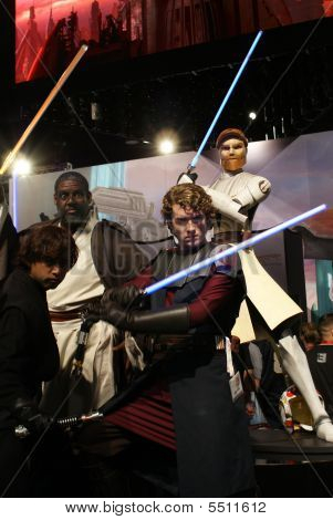 Star Wars At Comic-con