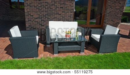 Luxury Rattan Garden Furniture