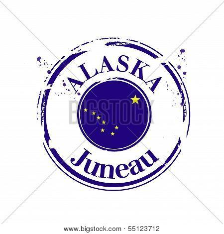 stamp Alaska