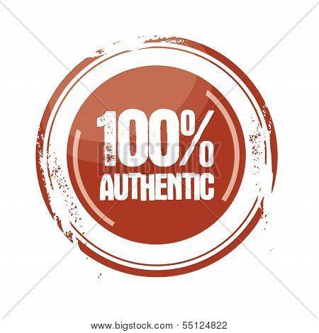 Stamp Authentic