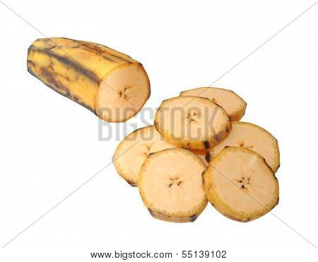 Sliced Plantain  Banana