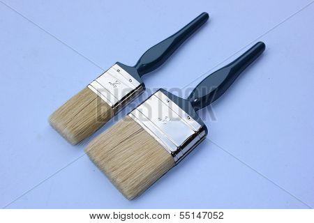 Decorators paintbrushes