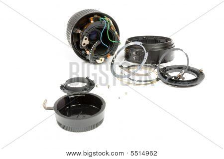 Broken Lens Repair