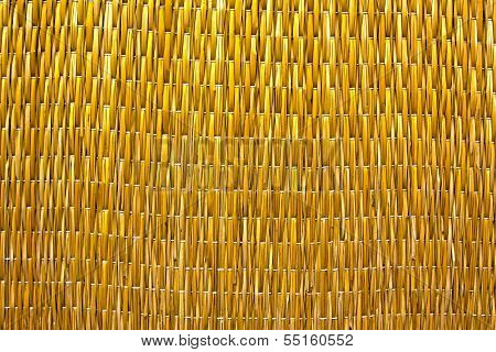 Reed Straw Background