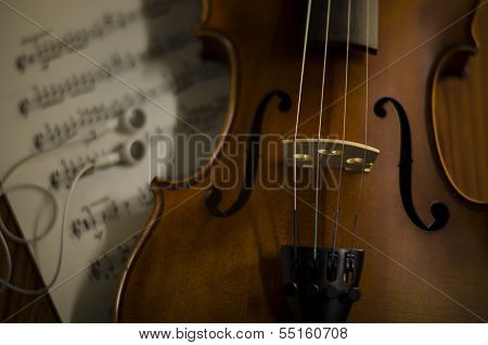 Time To Practice Violin