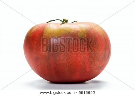 Dark Red Heirloom Tomato