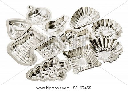 Set Of Baking Tins
