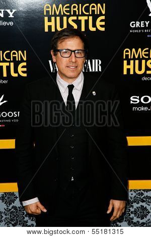 NEW YORK-DEC 8: Director David O. Russell attends the