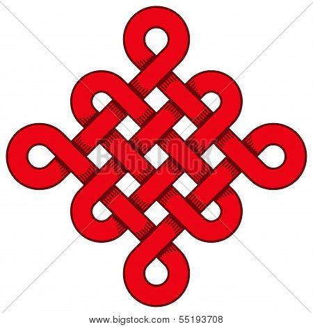 Beatiful Chinese knot