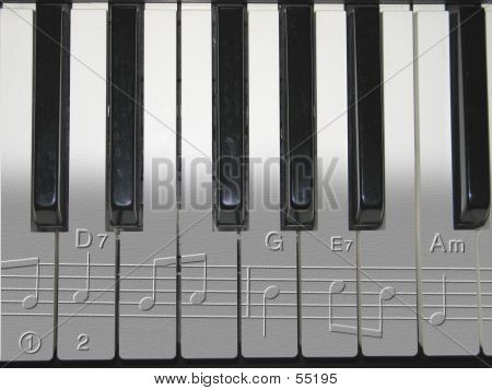 Keys And Notes 2
