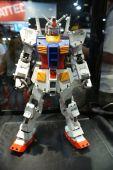 Gundam Toy Figurine