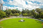 foto of thong  - View from Reunification Palace - JPG