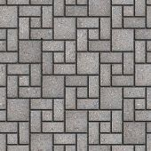 foto of paving  - Gray Pavement  - JPG