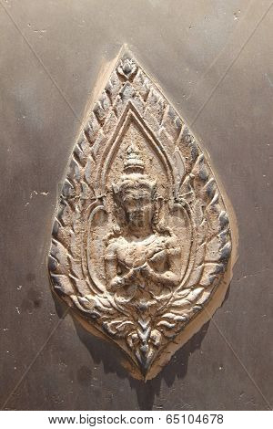 deva brass carving