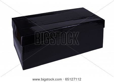 Black Box For Shoes