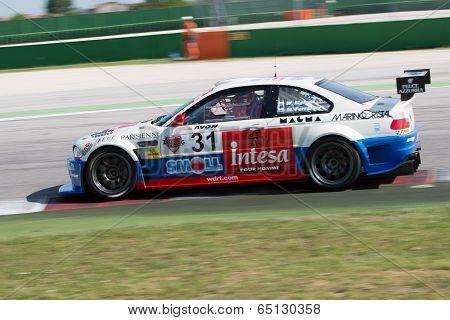 Bmw M3 E46 Race Car