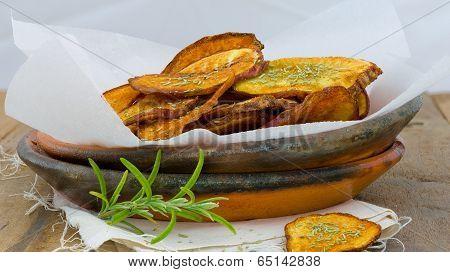 Rosemary Potatoes Chips