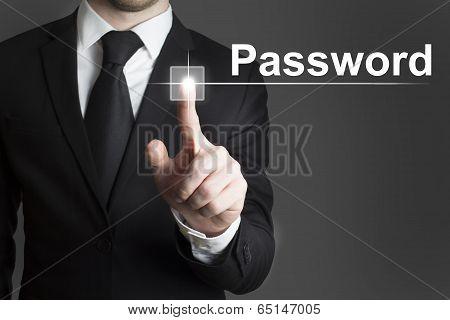 touchscreen password