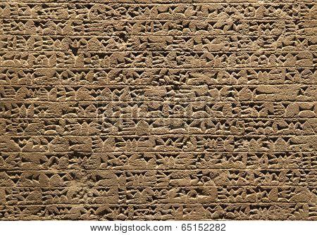 Cuneiform Background