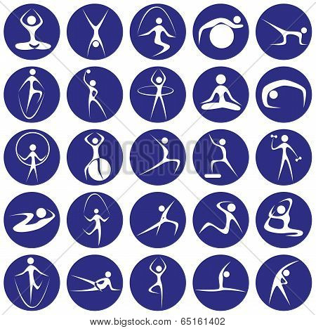 Icons Fitness Circle