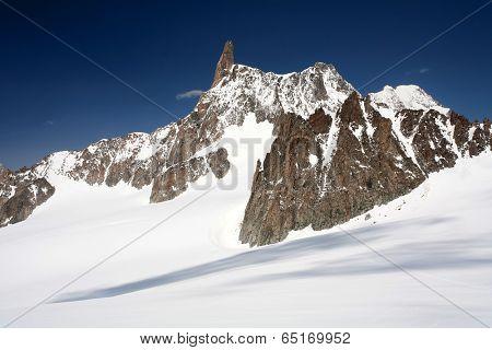 Dent du Geant, Haute Savoie, France