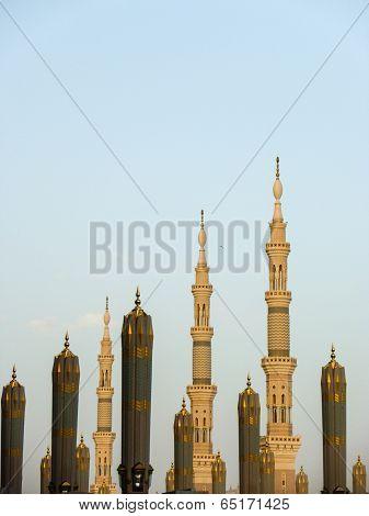 Minaret Of Prophet Mosque